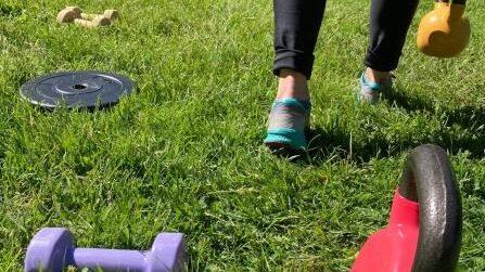 Träning i Falun